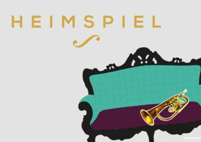 HEIMSPIEL – Kirchenmusik im Wohnzimmer