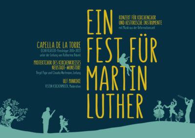Ein Fest für Martin Luther