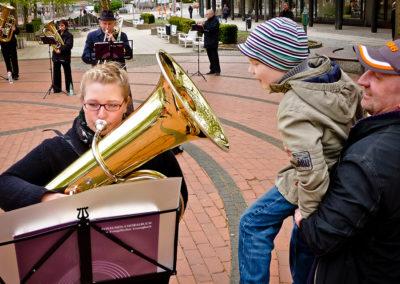 NEULAND — Kirchenmusik an ungewöhnlichenOrten