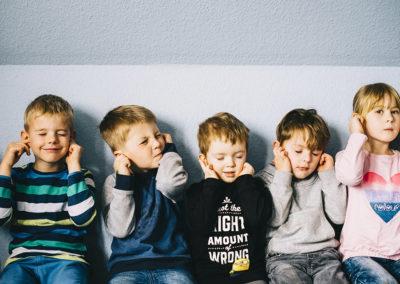 Kirchenmusik im Kindergarten