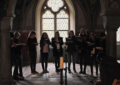Der Soundtrack eines Klosters