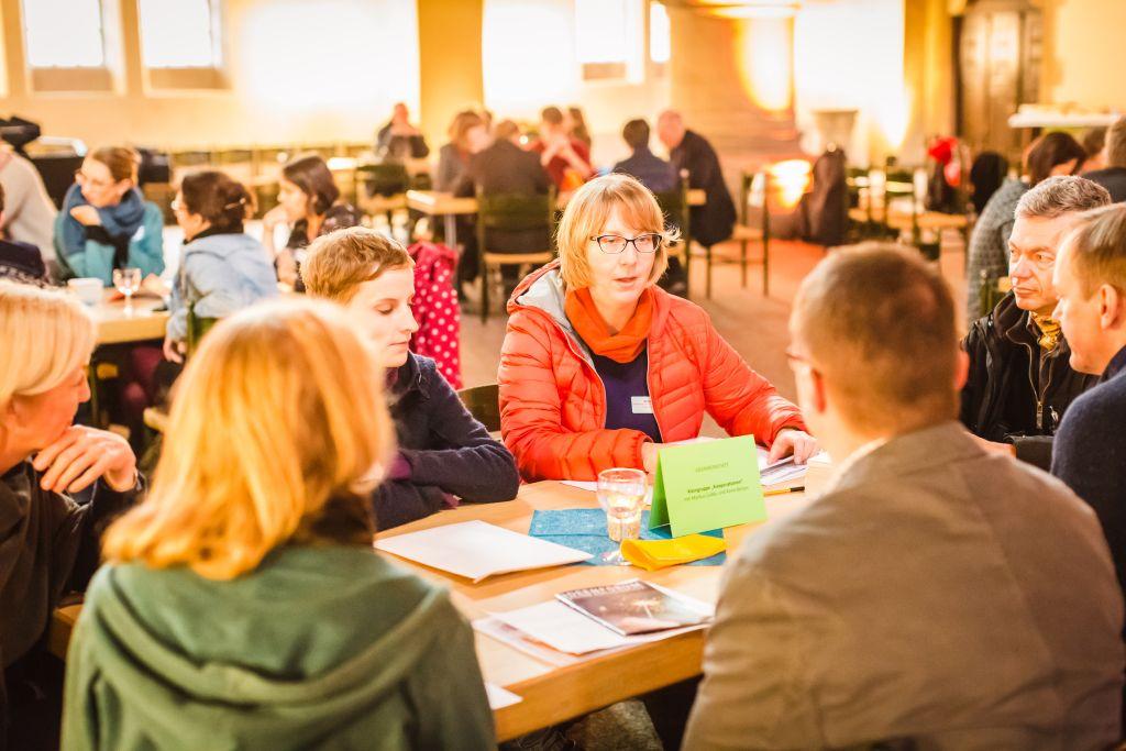 Zukunftswerkstatt beim Ideenforum