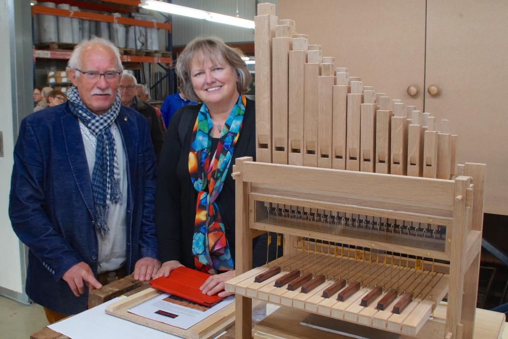 Orgelkids Niederlande. Bild: Wim van der Ros
