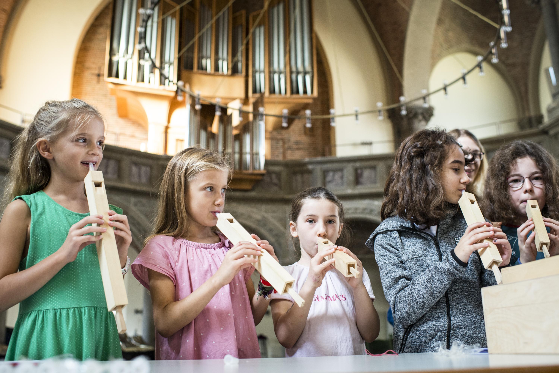 Orgelentdeckertage in Hannover. Bild: VISION KIRCHENMUSIK