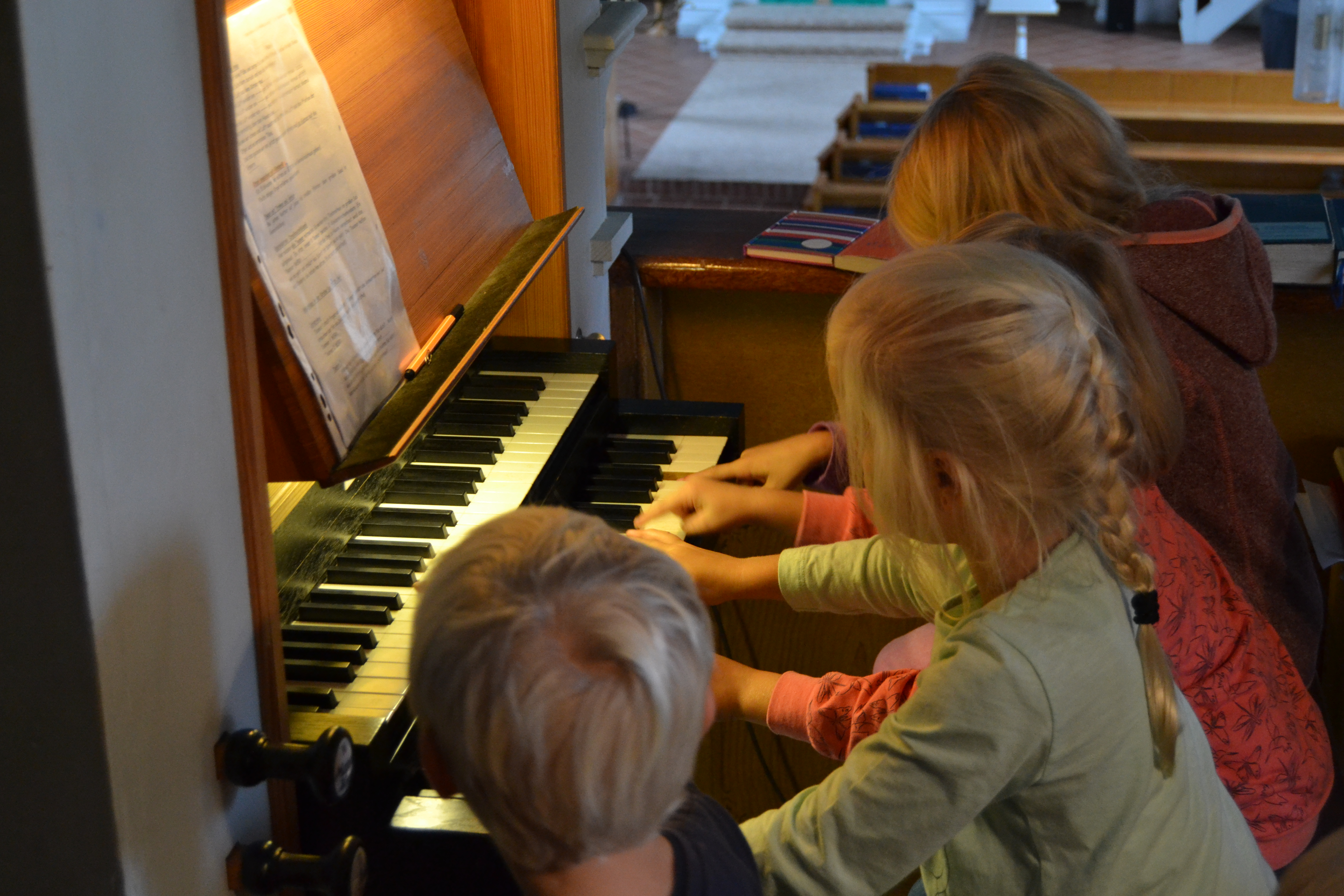 Orgelentdeckertage in Moormerland.