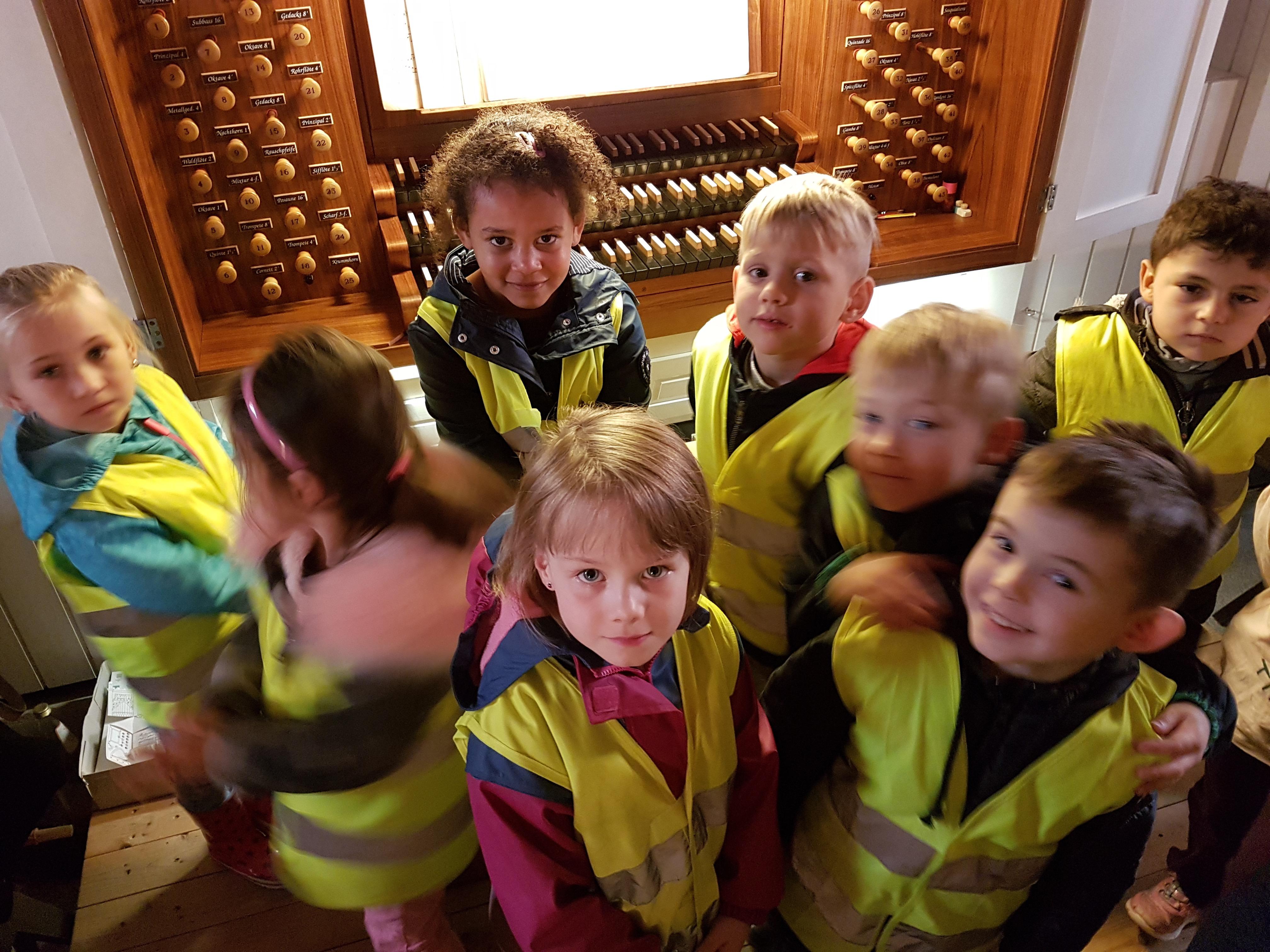 Orgelentdeckertage in Bremerhaven. Bild: Eva Schad