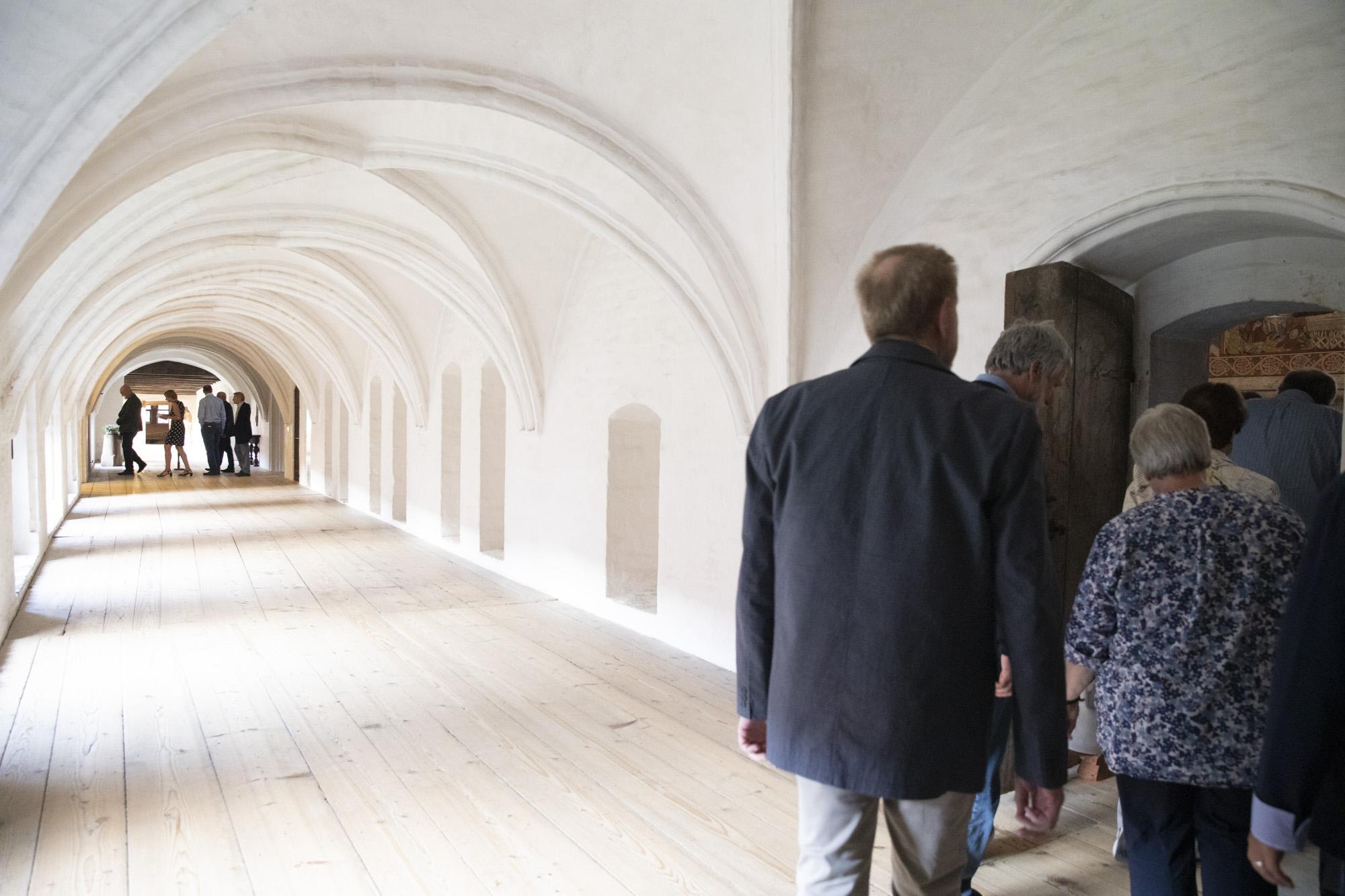 08 Capella de la Torre bei den KLOSTERSPAZIERGÄNGEN ZWISCHEN ALTER MUSIK & JAZZ im Kloster Wienhausen. Bild: Michael Heck